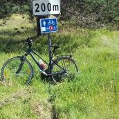 Merida Crossway 20 in full gear