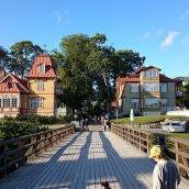 Angla Windmills in Saaremaa