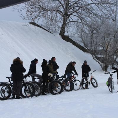 Talvine rattasõit on väärt kogemus