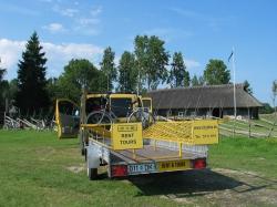 Transporting your bike in Estonia & the Baltics