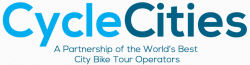 Proud to be member of Cycle Cities, bonus for our guests