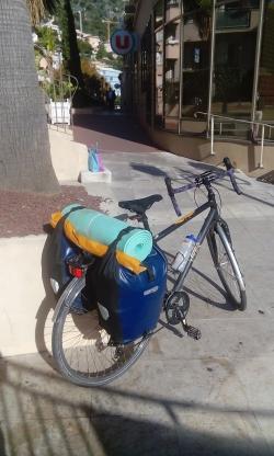 Pakiraamikotid jalgrattaga matkamiseks, soovitame Ortlieb kotte.