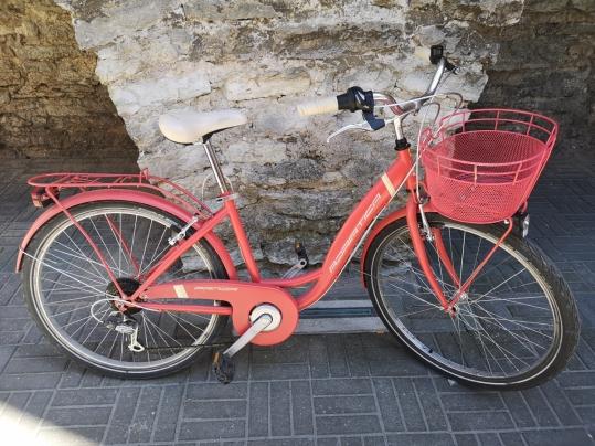 7d89bd532f1 Kasutatud naiste linnaratas Adriatica Panda « Kasutatud rattad ja ...