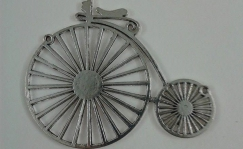 Big bicycle jewellery