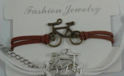 Bicycle bracelet cord
