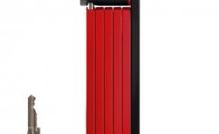 ABUS Bordo 5700, Punane
