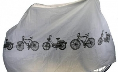 Bicycle cover 205x110x64 cm