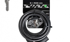 ProX 1500x8mm spiral cable lock
