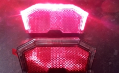 Union 4360 rear light