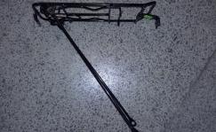 Steel rear rack basic