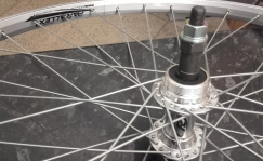 Rodi rear wheel 26