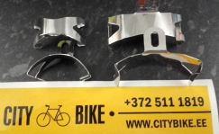 SKS mudguard clamps