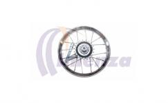 Rear wheel 12