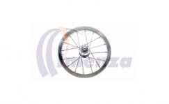 Front wheel 12
