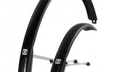 Simpla UBIQUIT SDL 50mm black-titan mud guards