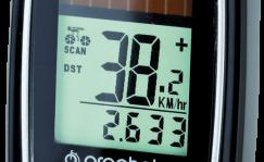 Prophete rattakompuuter 13 funktsiooniga, Prophete Solar-radio odo.