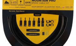 Jagwire Mountain Pro Brake Cable komplekt, must