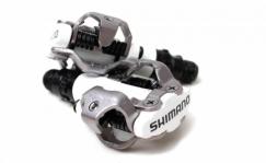 Shimano SPD M520 pedaalid (valged, klotsideta)