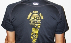 City Bike Run shirt