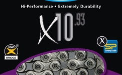 KMC kett X10-93 10k