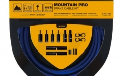 Jagwire Mountain Pro Brake Cable komplekt, sinine