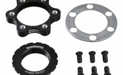 Shimano Centerlock > 6-polt Adapter