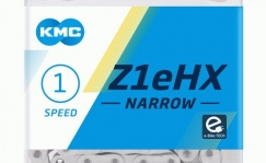KMC Z1eHX narrow kett, 112l e-bike