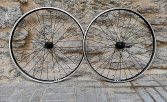 Mavic XM117 26 Wheelset 8/9/10 s