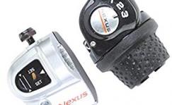Shimano Nexus gripshifter+vahetaja, 3k