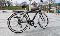 Popal City 6 men's bicycle