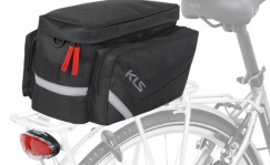 KLS SPACE 12 rear pannier bag