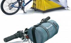 Telk koos rattaga matkamiseks
