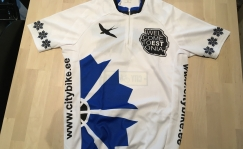 Estonian Bike Jersey Flower