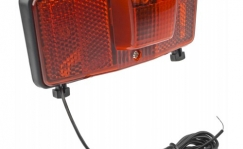Rear lamp Azimut dynamo Eco Carrier