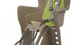 Polisport Koolah 29 child seat, frame mount