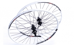 26 inch Center lock wheelset