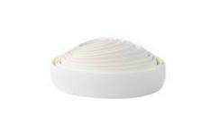Oval valge lenksupael