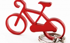 Keyring Bicycle