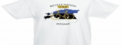 Cycle Nation T shirt