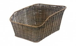 KLS Rattan rear basket