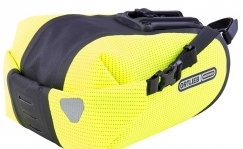 Ortlieb Saddle Bag Two High Visibility 4,1L