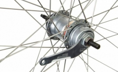 Rear Wheel Nexus 3, coaster brake