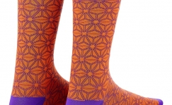 Supacaz socs Asanoha Neon Orange /Neon Purple