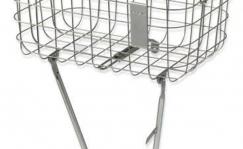 Basil Robin Front Basket