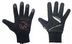 Northwave Power long finger gloves, black, Large