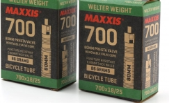 Maxxis Welter Weight 700 x 18-25 PV 80mm sisekumm