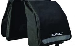 OXC Bicycle Bag C-Serie C20 Double Bag 20L Black
