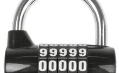 M-Wave PD 5 padlock
