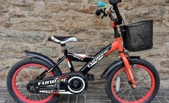 Lasteratas Funbike 16