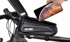 Wildman Toptube bag L